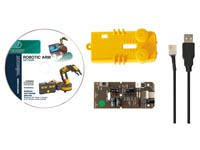USB-INTERFACE VOOR ROBOTARM KSR10