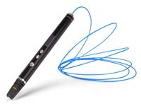 3D-PEN MET OLED-DISPLAY