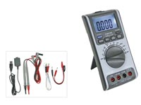 MULTIMETER MET USB INTERFACE - 6 000 COUNTS