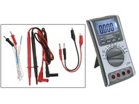 DIGITALE MULTIMETER 5-IN-1 - MULTIMETER - TEMPERATUUR - VOCHTIGH
