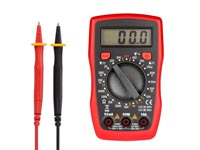 DIGITALE MULTIMETER - CAT. II 500 V / CAT III 300 V -10A