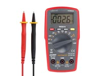 DIGITALE MULTIMETER - CAT. II 500 V / CAT. III 300 V - 10 A -  4