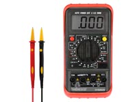 DIGITALE MULTIMETER - 24 BEREIKEN / CAT II 700 V - CAT III 600 V