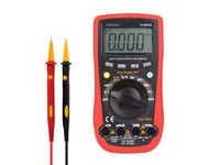 DIGITALE MULTIMETER - CAT III 600V / CAT IV 300V - 15A - 6000 CO
