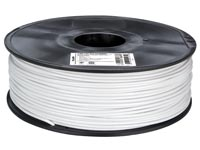 3 mm PLA-DRAAD - WIT - 1 kg