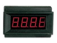 LED DIGITALE PANEELMETER  - 5VDC
