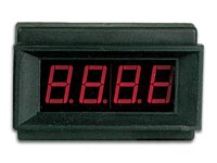 LED DIGITALE PANEELMETER  - 9VDC
