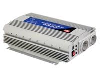 MEAN WELL - DC-AC INVERTER MET GEMODIFICEERDE SINUSGOLF - 1000 W
