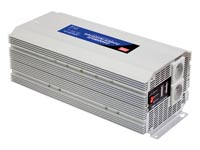 MEAN WELL - DC-AC INVERTER MET GEMODIFICEERDE SINUSGOLF - 2500 W