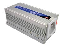 MEAN WELL - DC-AC INVERTER MET GEMODIFICEERDE SINUSGOLF -300 W -