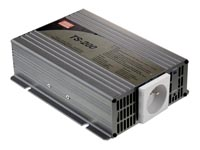 MEAN WELL - DC-AC INVERTER MET ZUIVERE SINUSGOLF  - 200 W - PENA