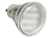 GU10 ENERGY-SAVING LAMP - 7W - 240V  - 2700K