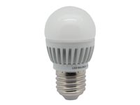 LEDLAMP - KOGEL -  3.5W - E27 - 230V - WIT