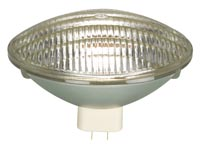 HALOGEENLAMP GENERAL ELECTRIC 500W / 240V, PAR64, GX16D, MF, CP8