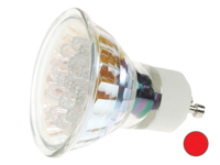 RODE GU10 LED LAMP - 240VAC