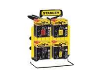 STANLEY - DISPLAY MET 32 HANGSLOTEN