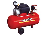 COMPRESSOR MECAFER - 2 pk / 50l / 8 bar