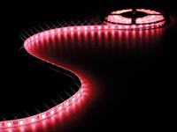 FLEXIBELE LED STRIP - RGB - 150 LEDS - 5m - 12V