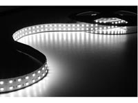 FLEXIBELE LED STRIP - KOUD WIT 6500K - 600 LEDs - 5m - 24V