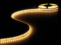 FLEXIBELE LED STRIP - WARM WIT - 600 LEDs - 5m - 24V