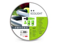 CELLFAST - ECOLIGHT SET - TUINSLANG 20 m - 4 SPUITSTUKKEN - 1/2&