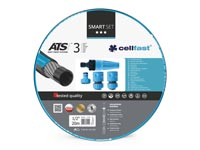 CELLFAST - SMART SET - TUINSLANG 20 m - 1/2&#34 - 4 SPUITSTUKKEN