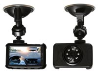 CCT-5001MK2 - DASHCAM MET 2.7&#34 LCD-DISPLAY