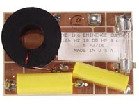 EMINENCE HIGH-PASS FILTER PXB-1K6 (1.6kHz 18dB/oct 400Wrms)