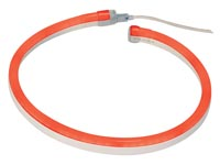 FLEX LED - ROOD - 20M - 80 LEDS/M - 24VDC