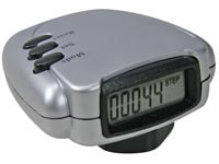 DIGITALE MINIPEDOMETER - 5 DIGITS