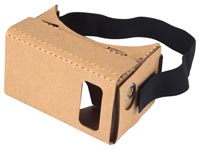 3D VIRTUAL REALITY VIEWER VOOR SMARTPHONE - MAX. AFMETINGEN 7.5