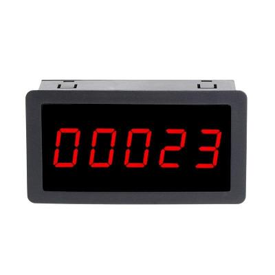 "DC 12-24 V Counter 5 Digit Red 0.56 "" paneel"
