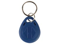 RFID Proximity Rfid Tag Key Ring 125Khz Smart Blue