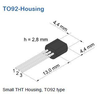 TSIC™ DIGITAL TEMPERATURE SENSORS