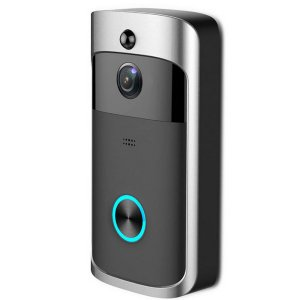 Video doorbell wireless Night Vision